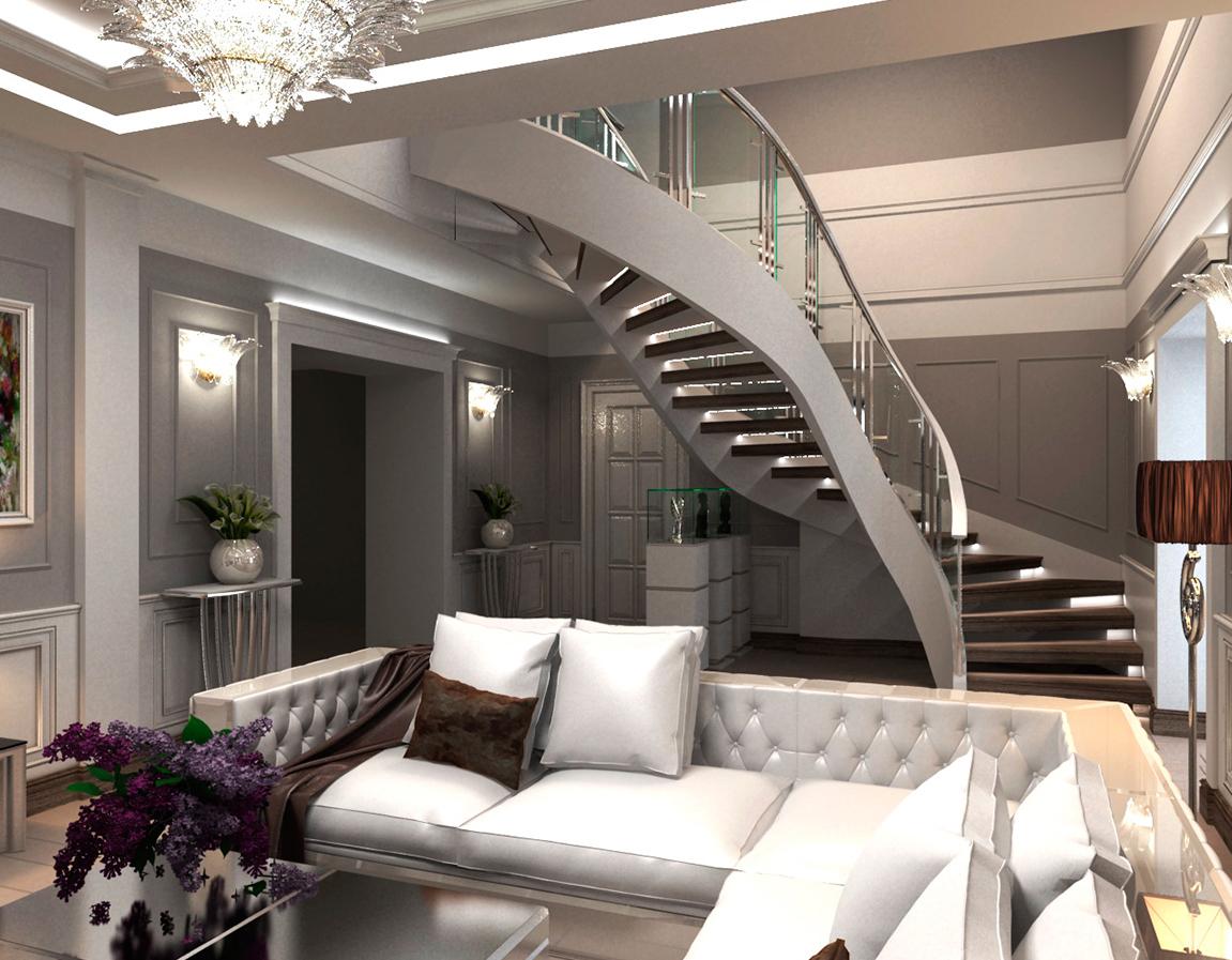 Двухуровневая квартира: особенности оформления и планировки