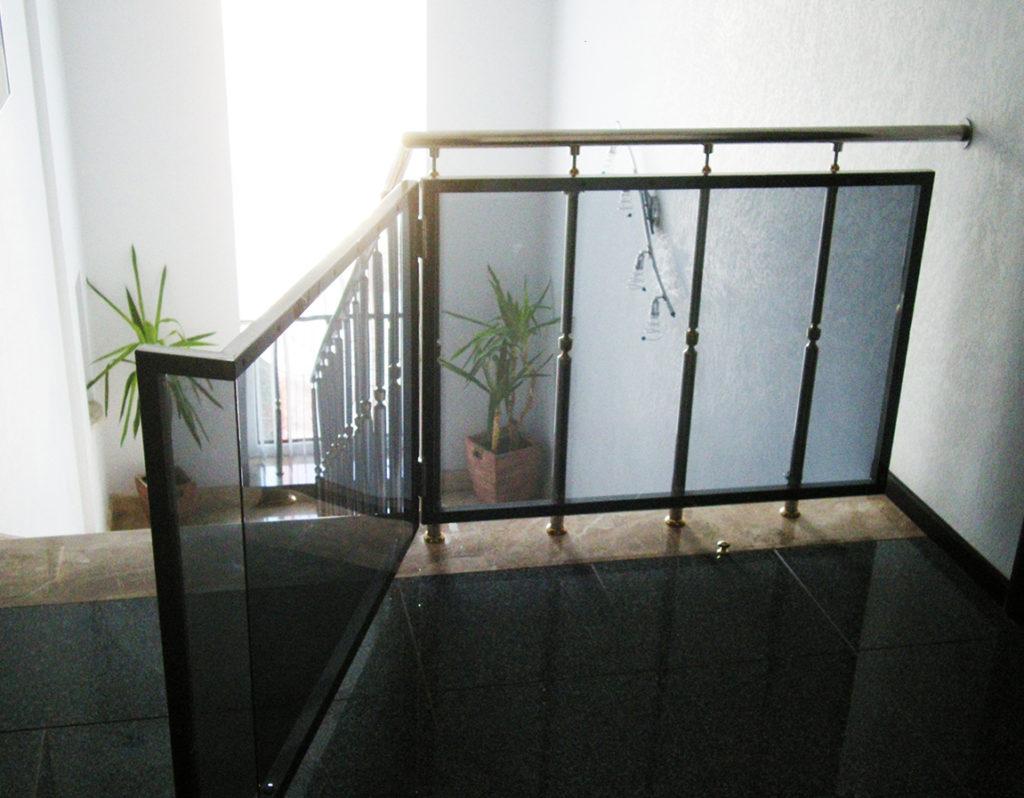защита на лестницу для де
