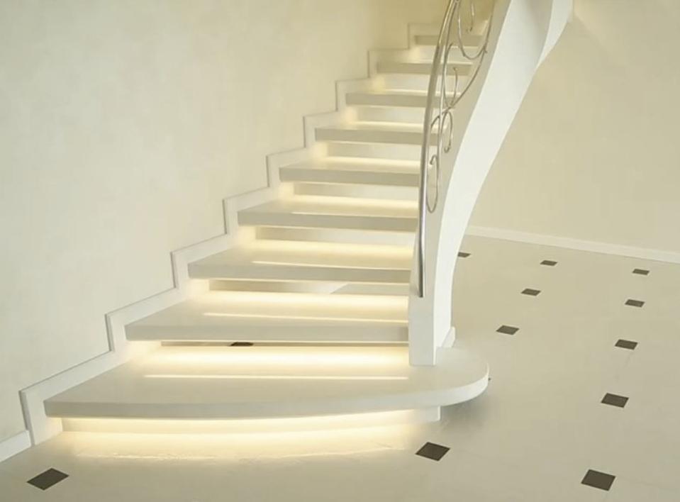 Камин и лестница в гостиной: варианты размещения